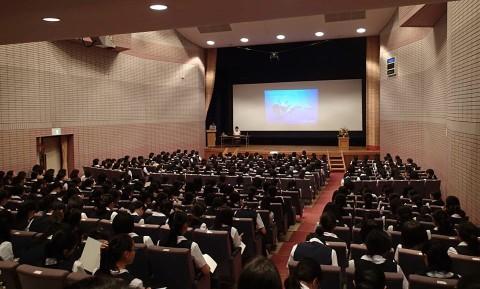 2014.6.4 桜蔭講演会 鈴木あやのt
