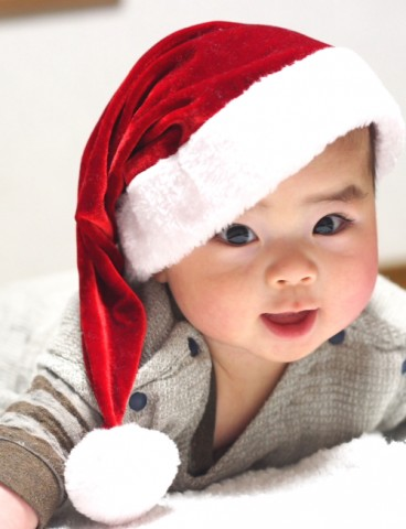Merry Christmas !! 幸輝5ヶ月