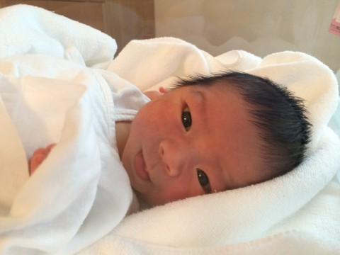 baby boy Ayano