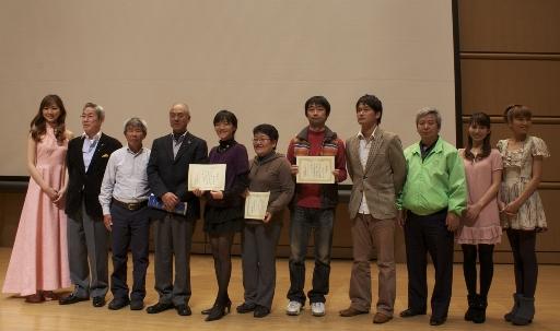 五反田映像祭 表彰式
