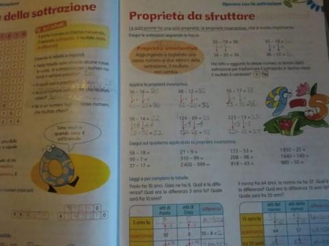 イタリアの算数