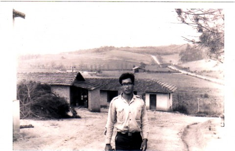 Ibiuna 前田農場1966.10
