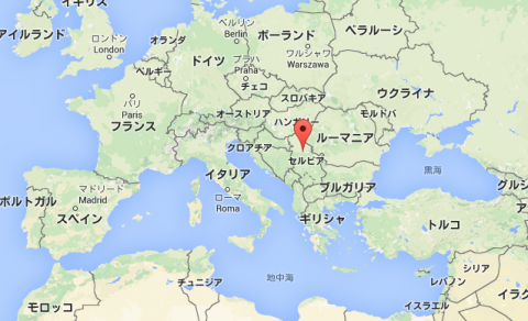 地図データ@2015 Google